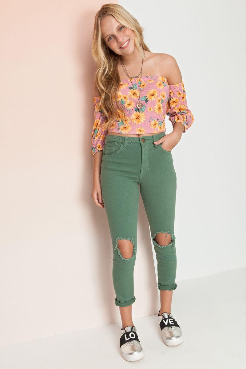 000ff079eda Lovedress - Bazar - Calças Verde – dresstoshop